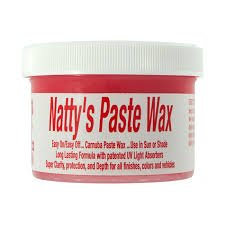 Poorboy's World Natty's Paste Wax Red - Wosk naturalny