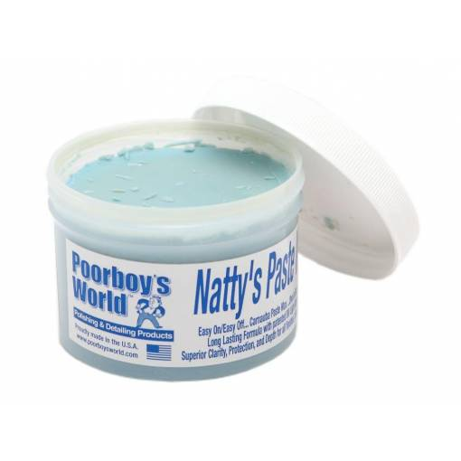 Poorboy's World Natty's Paste Wax - Wosk naturalny