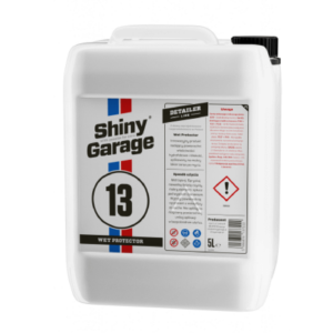 Shiny Garage Wet Protector